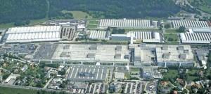Steyr BMW gyár