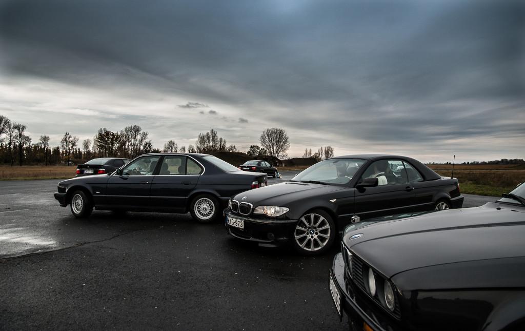 BMW vezetéstechnika