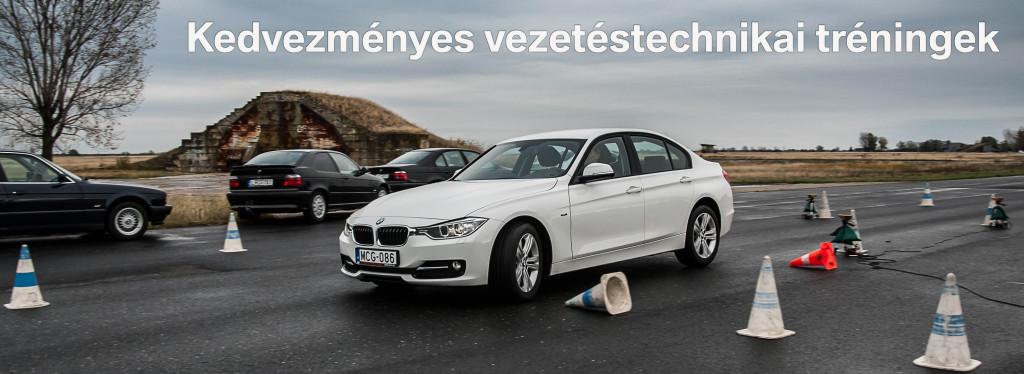 BMW Autóklub Magyarország vezetéstechnika