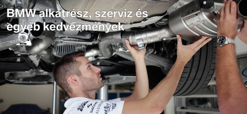 BMW Autóklub Magyarország kedvezmények