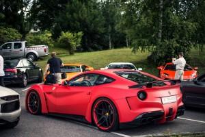 Rust Ferrari