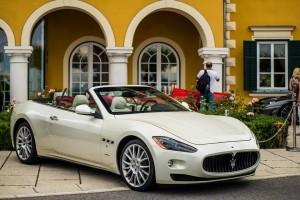 Rust Maserati