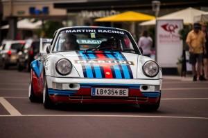Rust Porsche