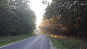 Őrségi út